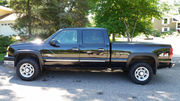 2005 Chevrolet Silverado 2500 Crew Cab Short Box